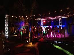party light rentals wedding uplighting rental up lighting for reception