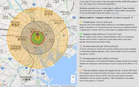 Nuclear Bomb Map Martin Koelling On Twitter