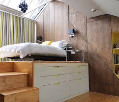 meuble de rangement chambre à coucher chambre adulte 30 idées déco et meubles compacts