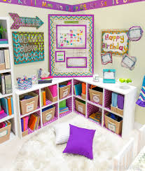 create a and funky reading nook for your classroom with retro