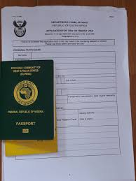 how to successfully apply for south africa visitor visa from