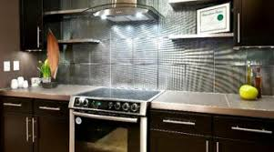 metal kitchen backsplash ideas delightful kitchen backsplash metal ideas espresso cabinet