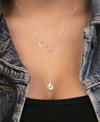 Sterling Silver Personalized Necklaces Best 25 Silver Necklaces Ideas On Pinterest Small Necklace
