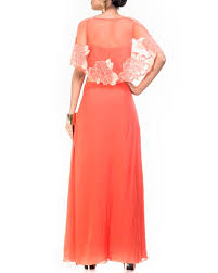 coloured dress shop designer dresses from simaaya for party with and