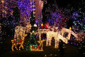 The Best Christmas Light Displays by Gigaom Check Out Nextdoor U0027s Crowdsourced Map For Holiday Lights