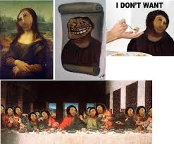 Ecce Homo Meme - ecce homo the botched painting that saved a town amusing planet