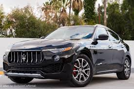maserati levante white maserati levante rental los angeles