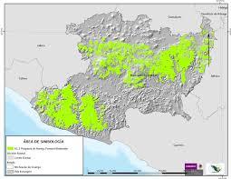 Michoacan Map Anexos