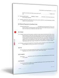 free lease agreement forms to download word address template blank
