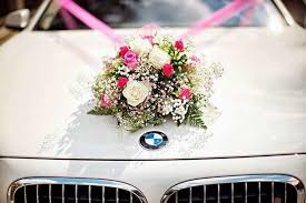 wedding car decorations car modern wedding car decoration ideas 2718285 weddbook