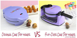cake pop maker flip babycakes cake pop maker vs original cake pop maker
