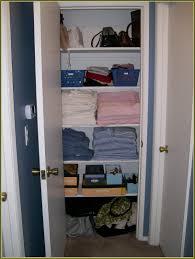 hall closet organization tips home design ideas