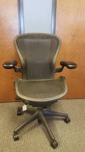 Herman Miller Office Chairs Costco Secondhand Herman Miller Aeron Chairs Size B