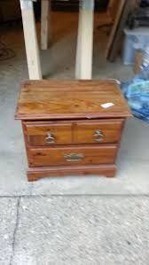 How To Repaint A Nightstand Refinishing An Old Piece Of Furniture At A Bargain 9 Steps