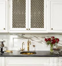 Glass Cabinets Kitchen by 196 Best Kitchen Of The Month Images On Pinterest Decorating