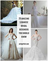 wedding designers 20 pretty lebanese wedding designers aisle