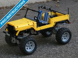 jeep instructions trial jeep nico71 s creations