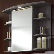 Bathroom Mirror With Shelves Lovely Mirror Wall Cabinets Bathroom At Home Design Ideas And