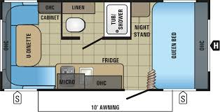 jay flight slx 17 u0027 micro light trailer rental tcrv