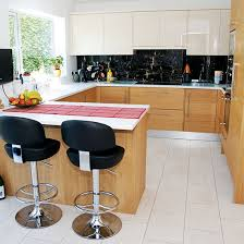 breakfast bar ideas for small kitchens small kitchen design ideas ideal home