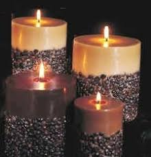 coffee bean candle new uses for coffee beans haute move