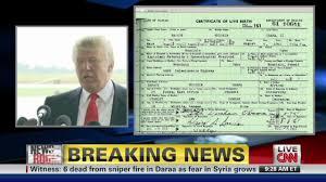 barack obama biography cnn obama releases original long form birth certificate cnn com