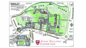 travel and directions jesus college in the university of cambridge