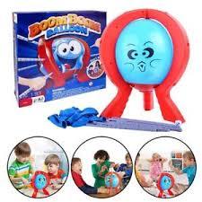 boom boom balloon boom boom balloon party gift family board play new