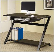 Modern Computer Desk by Furniture Modern Contemporary Wooden Office Desk Book Case And