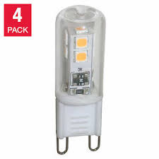 are g9 light bulbs dimmable g9 dimmable bulb 4 pack