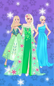 icy dressup frozen land android apps google play