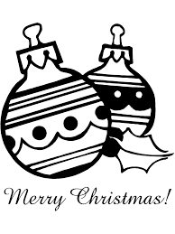 christmas coloring page ornaments primarygames play free