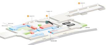 Airport Floor Plan Design by Passenger Terminal Aerodrom Ljubljana D D