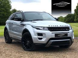 land rover range rover evoque coupe used land rover range rover evoque for sale essex