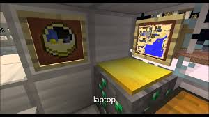 Minecraft Bedroom Ideas Minecraft Small Bedroom Design And Ideas Youtube