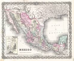 file 1855 colton map of mexico geographicus mexico colton 1855