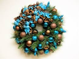 brown christmas tree large 138 best brown and turquoise or teal images on home