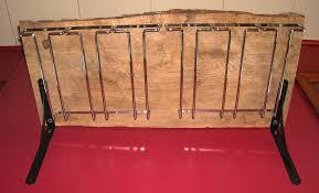 wall mounted hanging barn wood wine glass rack and shelf u2026 flickr