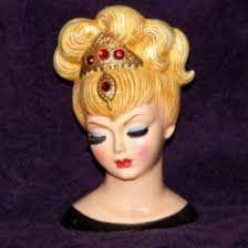 Vintage Lady Head Vases Antique Head Vases Best 2000 Antique Decor Ideas Best 2000