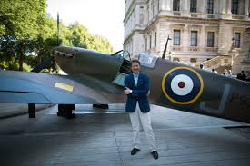 shot down over france in u002740 now flyable spitfire to be