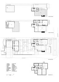 floor plans zeidler residence by ehrlich architects 17