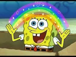 No One Cares Spongebob Meme - spongebob imagination youtube