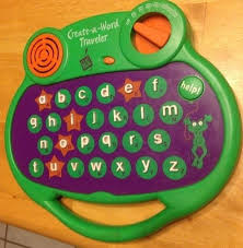 Leapfrog Phonics Desk Leapfrog Think U0026 Go Phonics Create A Word Traveler Spelling
