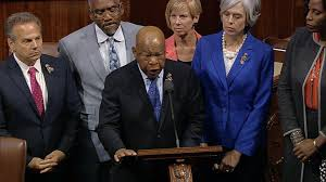 spirit history u0027 house democrats hold sit in on gun control