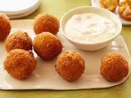 buffalo chicken cheese balls recipe aaron mccargo jr food network