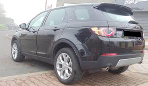 french land rover left hand drive landrover discovery sport n 12174