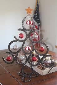 horseshoe christmas ornaments horseshoe christmas tree lucky