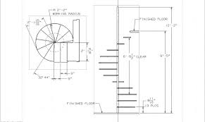 home design spiral staircase cad drawing artists kitchen spiral