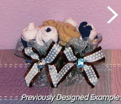 Baby Sock Corsage Baby Shower Corsages Baby Sock Wrist Corsage