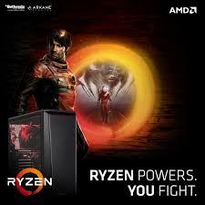 ryzen powers you fight overclockers uk